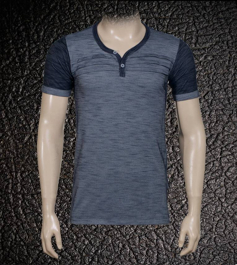 T SHIRT INDIGO DENIM_2