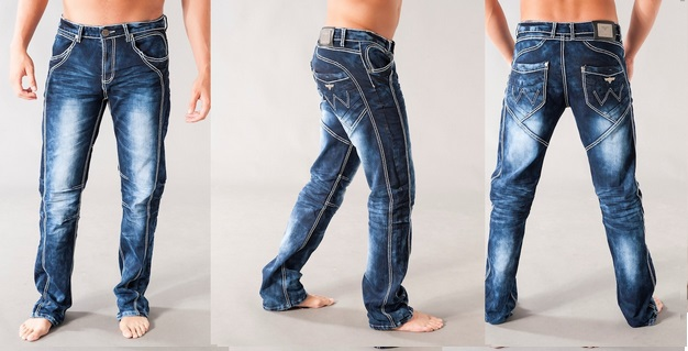 VIP COLLECTION DENIM JEANS moist melrose4