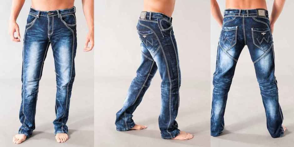 VIP COLLECTION DENIM JEANS moist melrose3_5